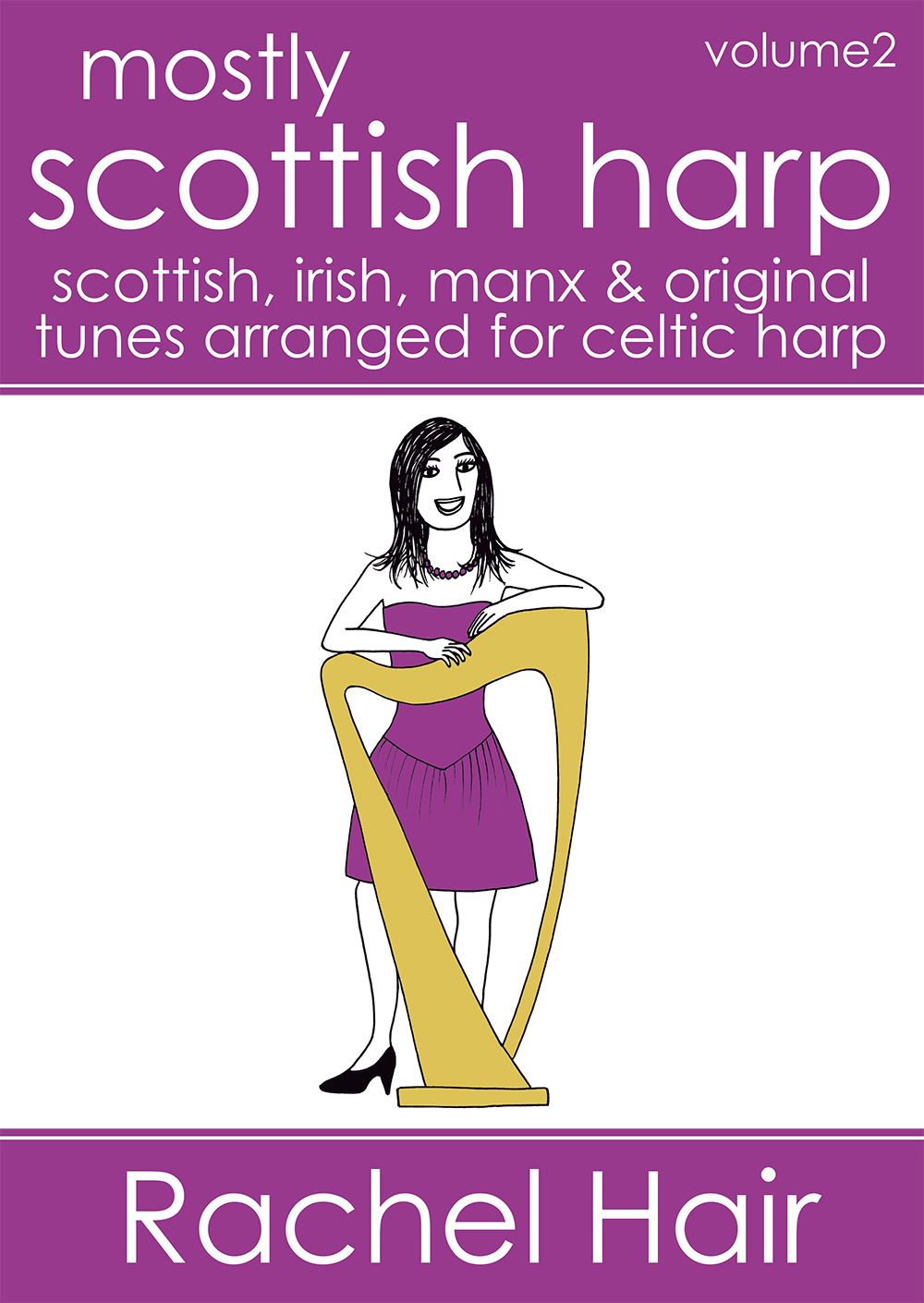 Mostly Scottish Harp Vol2